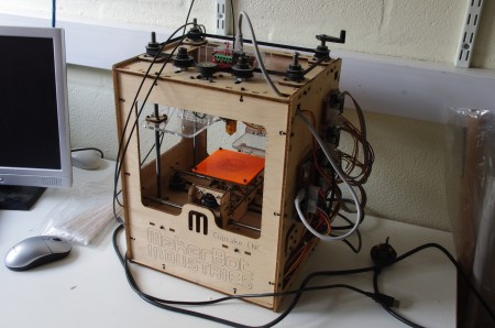 Picture of Cupcake 3D printer