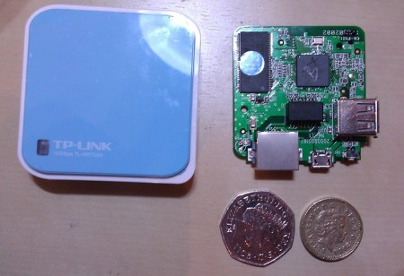Can't wait for the Raspberry Pi? Hack a router! – Edinburgh Hacklab