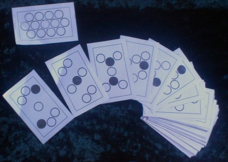 Jubilee- a card game inspired by group theory, by Amy Worthington