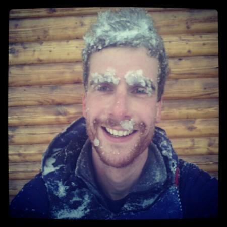 John in Chamonix